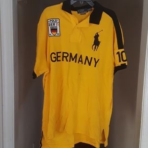 Vintage Germany polo